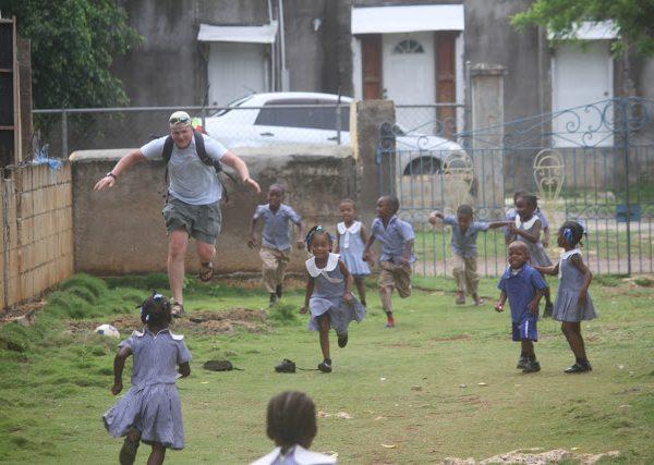 Travel: Volunteering in Jamaica