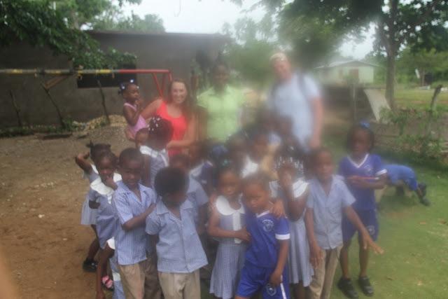 Volunteering in Jamaica