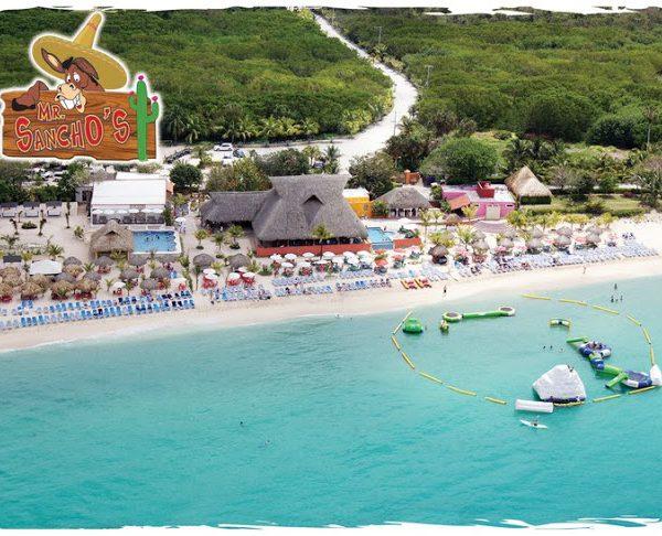 Travel: Mr. Sanchos in Cozumel