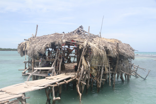 The Pelican Bar in Jamaica
