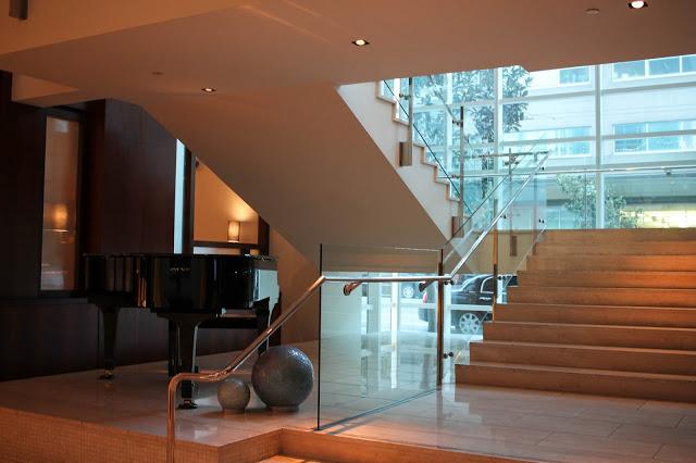 modern furniture san francisco hotel