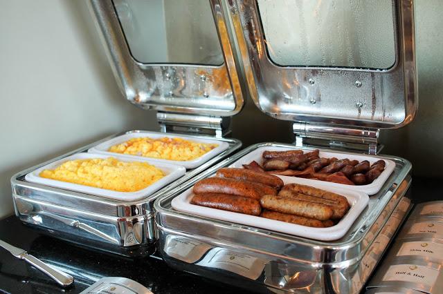 complimentary breakfast hotel san francisco