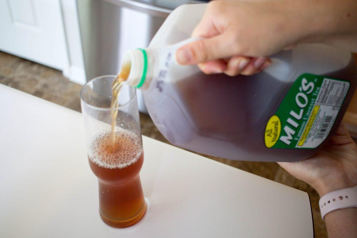 Tea Drink Recipe