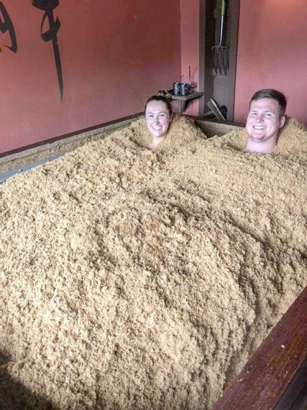 Cedar Enzyme Bath