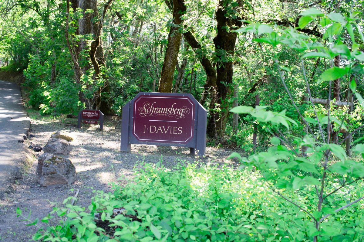 Schramsberg Napa Valley