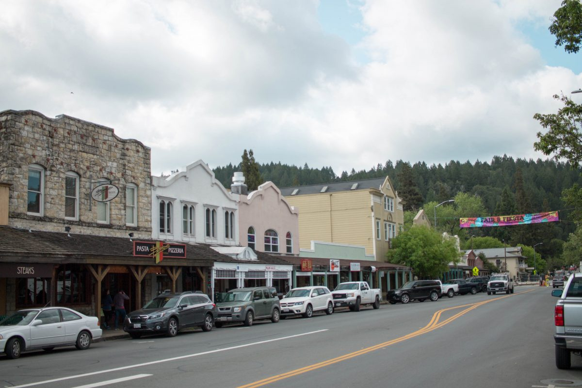Calistoga Travel Guide