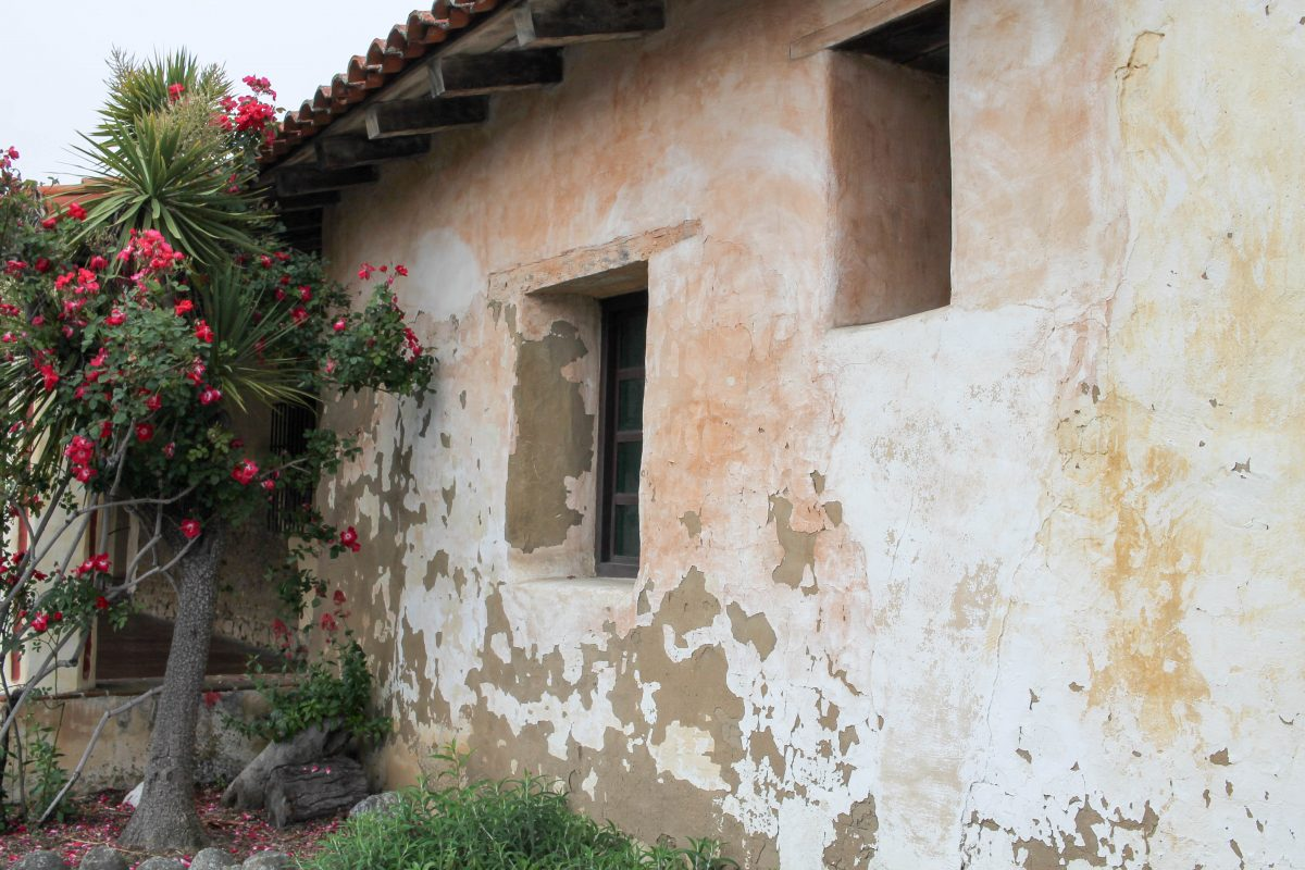Carmel Mission and the basilica is a must-see while in Carmel, California