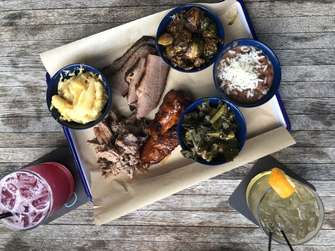 Atlanta-based Blogger, Alex Berger, from The Berger Bungalow shares her favorite BBQ restaurant in Atlanta, Georgia.