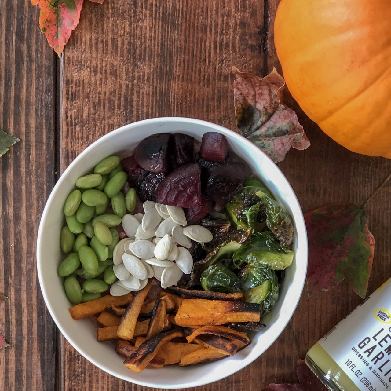 The Best Fall Buddha Bowl Recipe