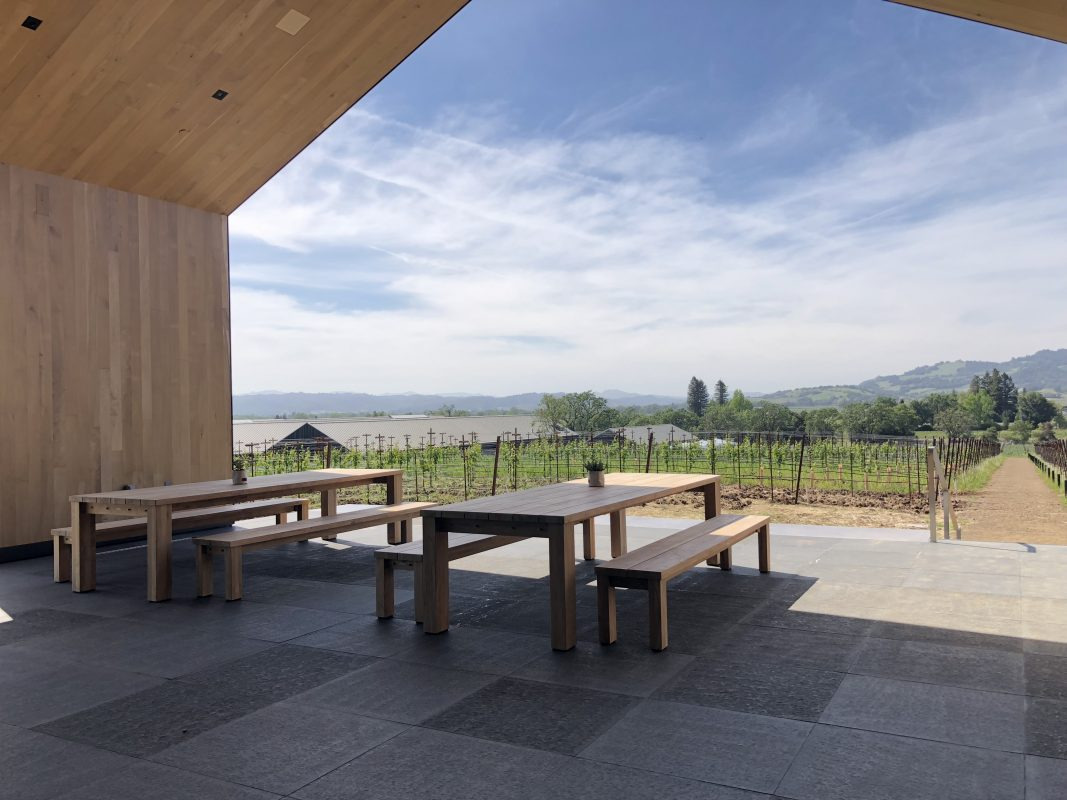 Silver Oak Winery in Sonoma County