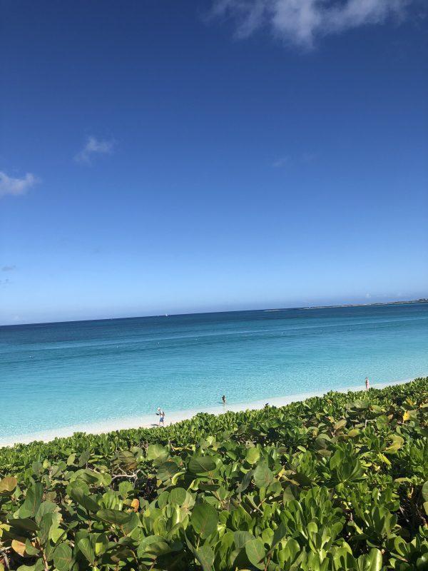 The Beach at The Ocean Club in Nassau