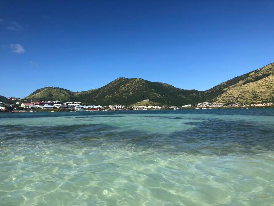 Travel Blogger, Alex, from The Berger Bungalow shares her experience kayaking in St. Martin