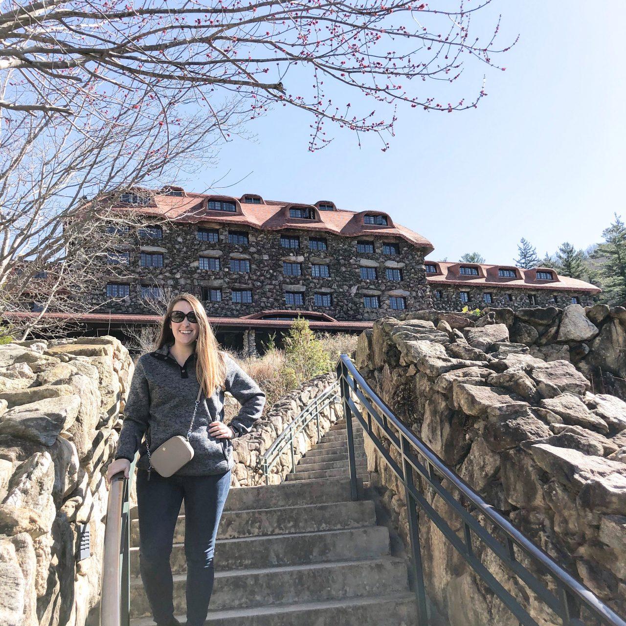 A Romantic Getaway at The Omni Grove Park Inn in Asheville, NC