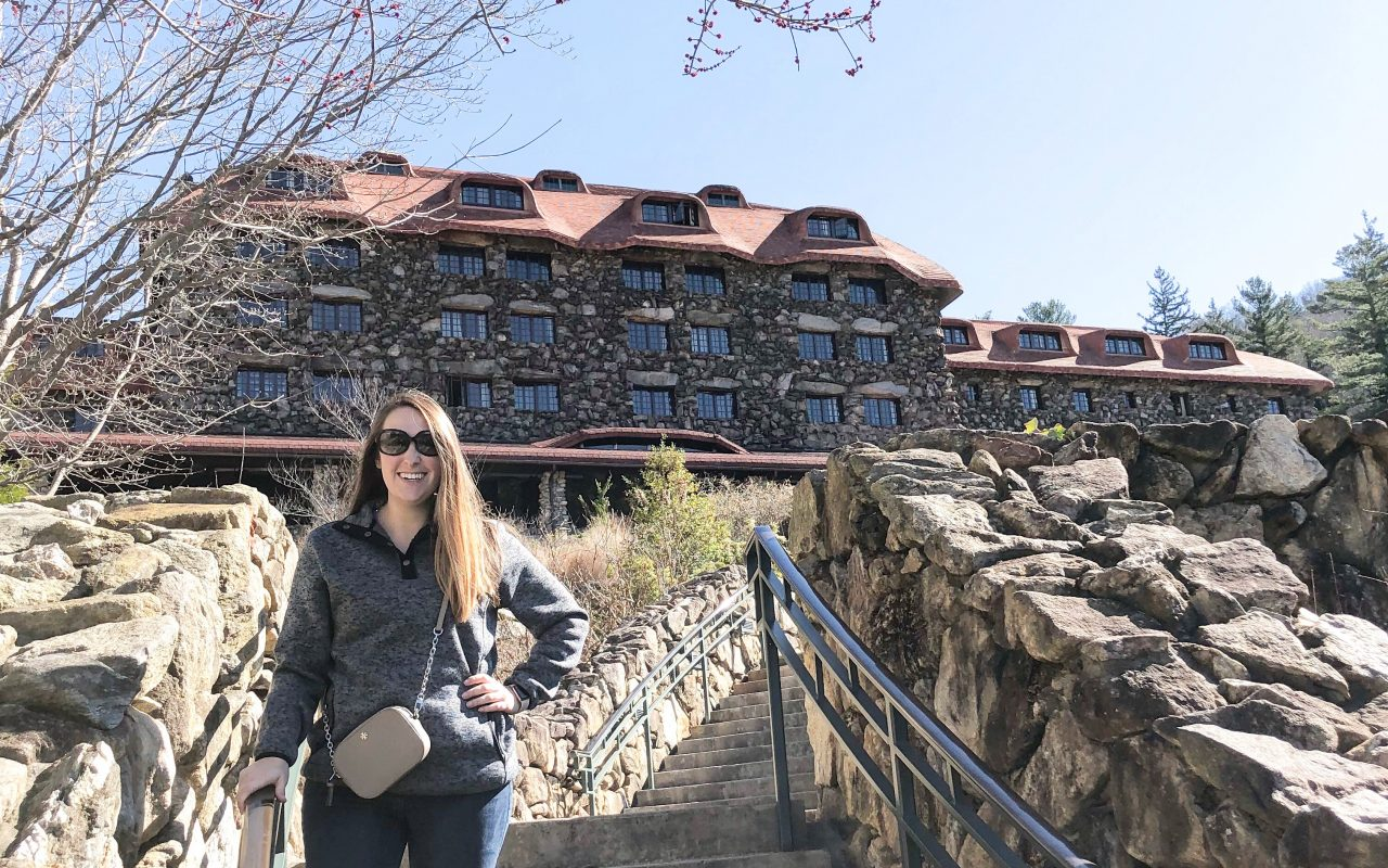 A Romantic Getaway at The Omni Grove Park Inn in Asheville, NC