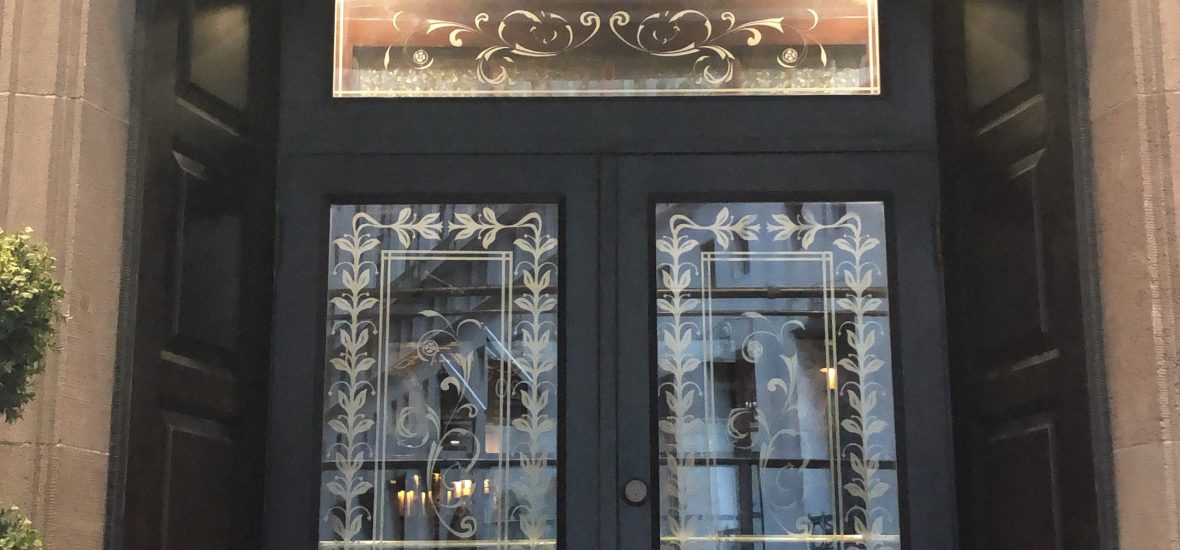 Delmonico's Restaurant in New York City